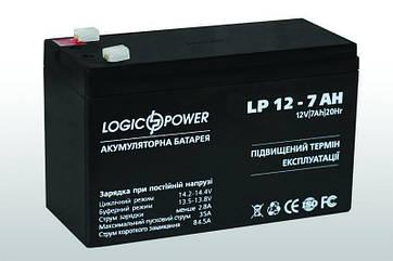Аккумулятор LogicPower LP 12-7AH