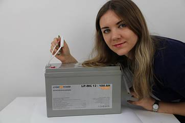 Аккумулятор LogicPower LP-GL 12-150AH