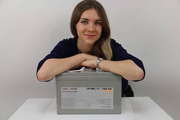 Аккумулятор LogicPower LP-MG 12-180AH