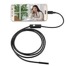 7/5 мм Об'єктив MircoUSB Android USB OTG Ендоскопа 2 М/ Водонепроникний