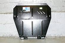 Захист картера двигуна і кпп Opel Zafira B 2004-