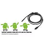 7/5 мм Об'єктив MircoUSB Android USB OTG Ендоскопа 2 М/ Водонепроникний, фото 8