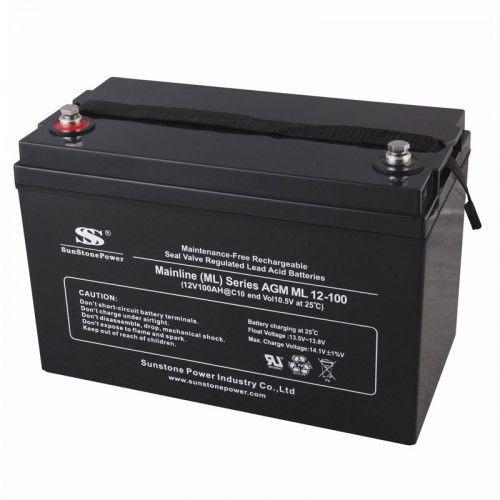 Аккумулятор ML 12-100