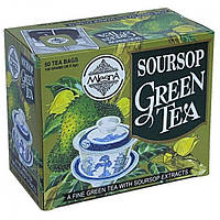 Зеленый чай Mlesna Саусеп в пакетиках арт. 02-044_sausep 100г
