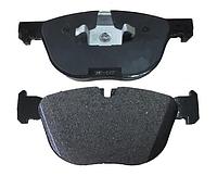 Оригинальные передние тормозные колодки BMW: 518/520/523/525 (F10, F11)