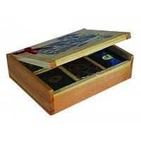 Набор Цейлон 6 видов черного ароматизированного чая Mlesna арт 04-018 125г