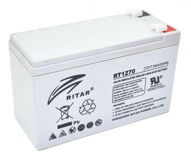 Аккумулятор RITAR RT1270A
