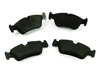 Оригинальные задние тормозные колодки BMW: 518/520/523/525 (F10, F11)