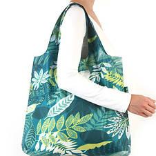 Дизайнерская сумка-тоут Envirosax женская BO.B5 модные эко-сумки женские, фото 3