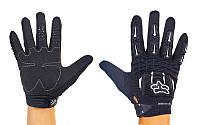 Мотоперчатки FOX M-365-BK, фото 1