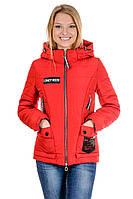 Женская куртка Style (красная)