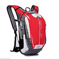 Велоcипедный рюкзак LOCAL LION, красный