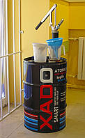 XADO (ХАДО) Atomic Oil 10W-40 SL/CF моторное масло полусинтетика на разлив, на розлив