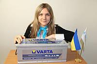 Аккумулятор Varta 6ст-45 Black Dynamic +/- (код 545079030)