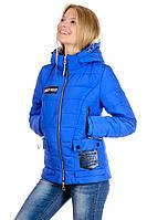 Весенняя женская куртка Style