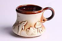 Керамическая чашка кофе