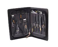 Маникюрный набор  10 предметов ,удобная и компактная сумочка