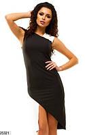 Женское двухцветное платье 25321 КТ-966