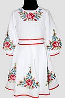 Вишите плаття для дівчинки: Віра