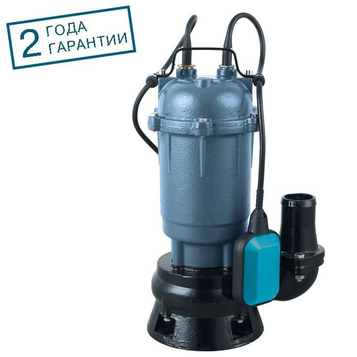 Дренажно-фекальный электронасос Насосы+Оборудование WQD 8-16-1,1 F (поплавок)