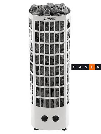 Электрическая каменка Harvia Classic Quatro QR 70 белая для сауны и бани, фото 2