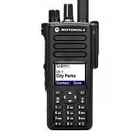 Профессиональная портативная цифровоя радиостанция MOTOROLA DP4800 \ DP4801