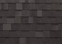 Битумная черепица IKO Cambridge Xpress Dual Black (черная)
