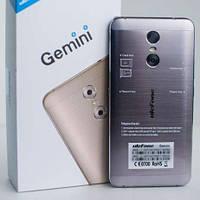 UleFone Gemini Silver MT6737T 3GB / 32GB + подарки. Уценка!