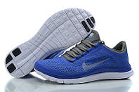 Nike Free Run 3.0 V5 Blue Grey 40