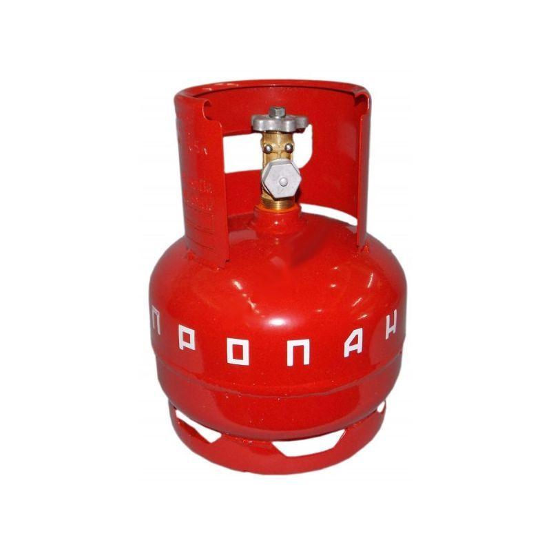 Газовый баллон Кентавр 5л  4-5-2-В