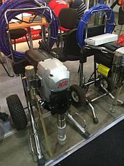 Безвоздушный распылитель краски AGP EC021
