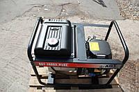 Бензиновый генератор AGT 10003 BSBE R16