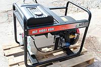 Бензиновый генератор AGT 11001 HSBE R39