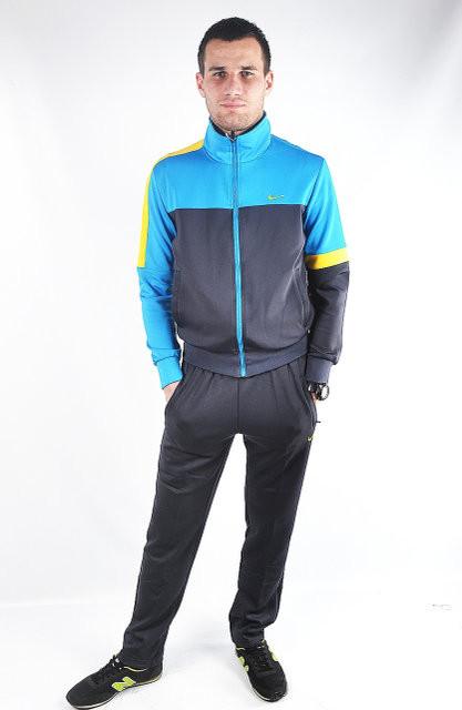 bf8825a690465d Чоловічий спортивний костюм в стилі NIKE (блакитний ) - Камала в Хмельницком