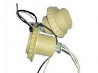 Патрон люстровый с проводом 40 См Е27 пластик GAV 426