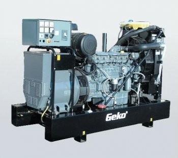 Трехфазный дизельный генератор Geko 200003ED-S/DEDA (176 кВа)