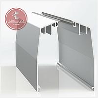 Крышка декоративная алюминиевая для стекла 12-16мм BV8501