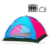 Палатка четырехместная Mountain Outdoor. Распродажа! Оптом и в розницу
