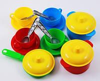 Детская посудка Маринка 1 (в сетке) ТехноК