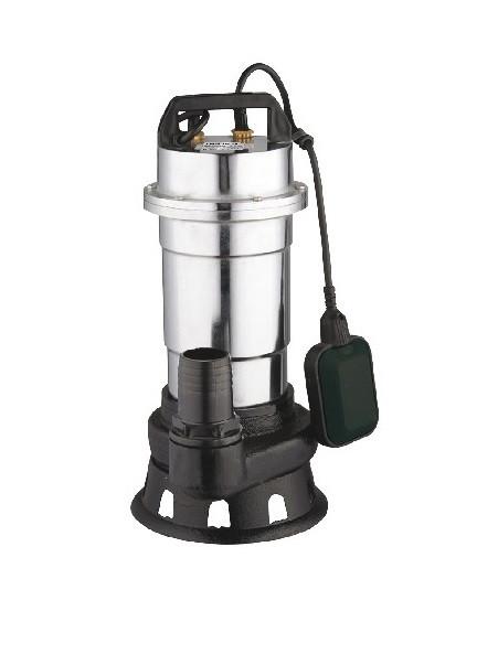 Дренажно-фекальний насос Насоси+ VS 550 F (нержавійка, поплавок)