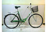 Дорожный велосипед Lady New Салют F-5 26 дюйма салатовый***