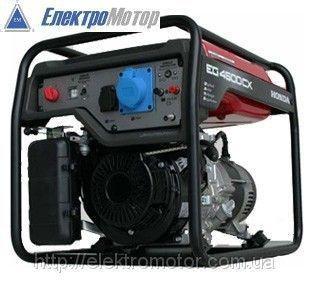 бензиновый генератор honda eg4500cx