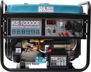 Бензиновый генератор Konner & Sohnen KS 10000E (000000007)