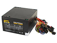 Блок питания GTL 400W / 120mm / 2xSATA / Molex 2x4pin / 20+4pin + 4 / 1.2M шнур питания
