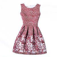 Женское летнее платье Sergelana 7093