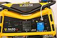 Бензиновый генератор Rato R 6000 W, фото 3