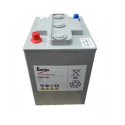 Гелевый тяговый аккумулятор Powerbloc Dry 6 MFP 180, фото 2