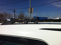 Рейлинги для Peugeot Partner с 2008- оригинальные Crown черн.цв. Can Otomotiv