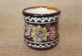 """Чашка Східна """"Декор Калина"""" (100мл)"""