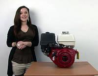 Бензиновый двигатель Honda GX270UT2 SX Q4 OH